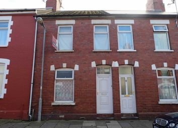 Thumbnail 3 bedroom terraced house for sale in Phyllis Street, Barry, Vale Of Glamorgan