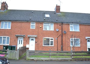 Thumbnail 3 bed terraced house for sale in Uplands, Stoke, Coventry, West Midlands