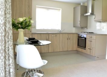 Thumbnail 1 bed flat to rent in Eagles Close, Ormond Road, Wantage