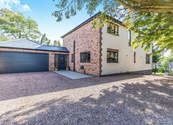 Thumbnail 4 bed detached house for sale in Beech Avenue, Worcester, Worcestershire
