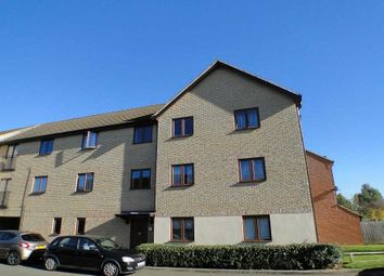 Thumbnail 2 bedroom flat for sale in Laxfield Drive, Broughton, Milton Keynes