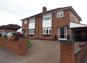 Thumbnail 3 bed semi-detached house for sale in Beake Avenue, Whitmore Park, Coventry, West Midlands