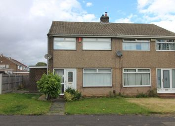 Thumbnail 3 bed semi-detached house to rent in Aislaby Grove, Billingham