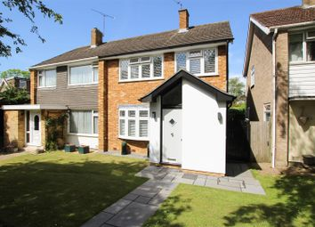 Thumbnail 3 bed semi-detached house for sale in Northend, Warley, Brentwood