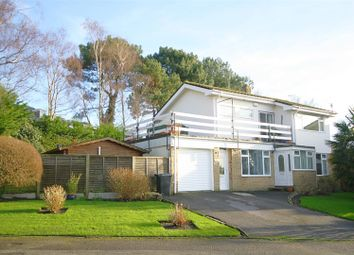 Thumbnail 3 bed detached house for sale in Conifer Avenue, Lower Parkstone, Poole