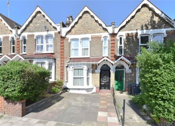 Thumbnail 3 bed terraced house for sale in Park Road, Crouch End, London