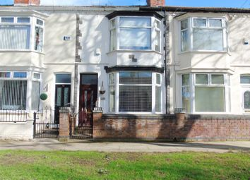 Thumbnail 2 bedroom terraced house for sale in Stanley Park Avenue South, Anfield, Liverpool