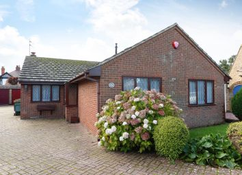 Thumbnail 3 bedroom detached bungalow for sale in Hiller Close, Broadstairs