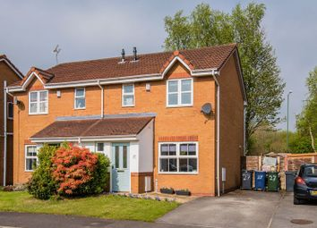 Thumbnail 3 bed semi-detached house for sale in Maiden Close, Skelmersdale