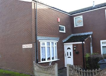 Thumbnail End terrace house for sale in Bay Tree Close, Birmingham