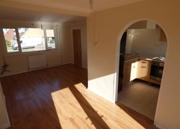 Thumbnail 3 bed terraced house to rent in Aragon Close, Ashford