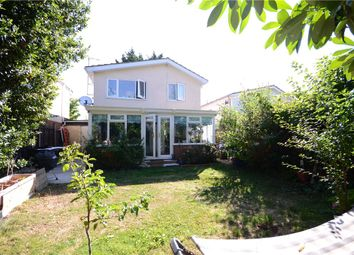 Thumbnail 4 bed detached house for sale in Silverthorne Drive, Caversham, Reading