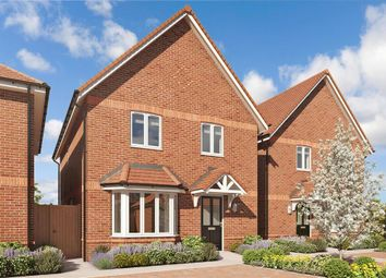 Thumbnail 4 bedroom detached house for sale in Broad Road, Skylark Gardens, Hambrook, West Sussex