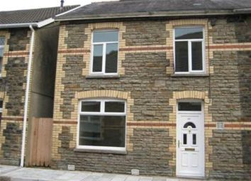 Thumbnail 2 bed property to rent in Park Street, Cross Keys, Newport