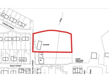 Thumbnail Land for sale in Old Hall Street, Wigan