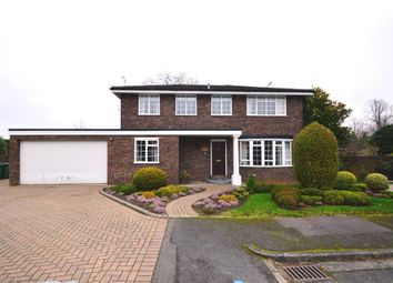 Thumbnail 4 bedroom detached house for sale in Silvertrees Drive, Maidenhead
