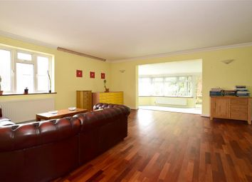 Thumbnail 2 bedroom detached bungalow for sale in Steep Close, Findon, Worthing, West Sussex