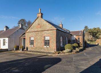 Thumbnail 2 bed detached house for sale in The Old School, Bowden, Melrose