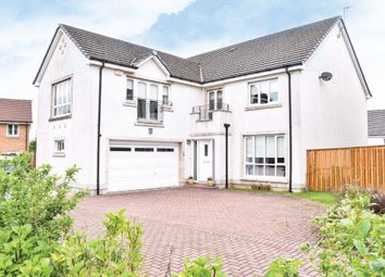 Thumbnail 5 bed detached house for sale in Cortmalaw Gate, Robroyston, Glasgow