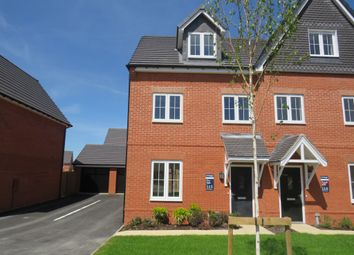 Thumbnail 3 bed semi-detached house for sale in Town Farm Close, Thame