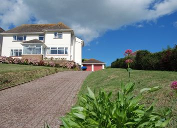 Thumbnail 5 bedroom detached house for sale in Beer Road, Seaton