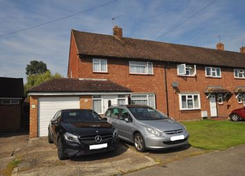 Thumbnail 3 bed end terrace house for sale in Hornbeam Road, Guildford