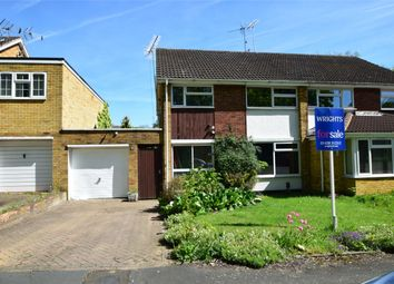 Thumbnail 3 bed semi-detached house for sale in Glenwood Close, Stevenage