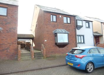 Thumbnail 3 bed end terrace house for sale in Ismay Wharf, Maryport
