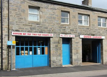 Thumbnail Parking/garage for sale in Gow's Garage, 39 High Street, Kingussie, Inverness-Shire