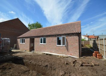 Thumbnail 3 bed detached bungalow for sale in 4 Tony Scase Court, Lynn Road, Grimston