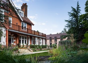 The Mews House, Caley House, Leopold Road, Wimbledon SW19. 3 bed mews house for sale
