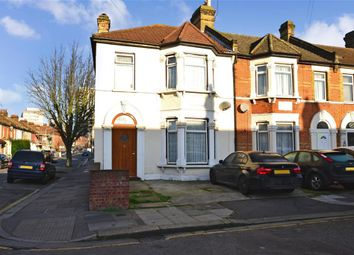 Thumbnail 3 bed end terrace house for sale in Bengal Road, Ilford, Essex