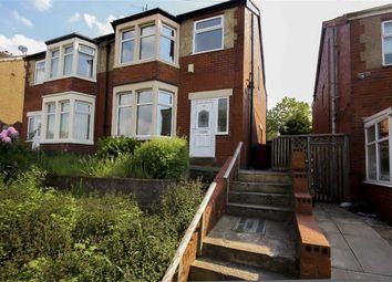 Thumbnail 3 bed semi-detached house for sale in Fecitt Brow, Blackburn