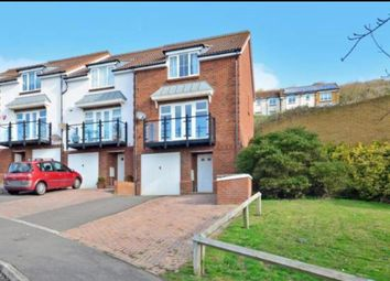 Thumbnail 3 bed end terrace house to rent in Battery Point, Hythe