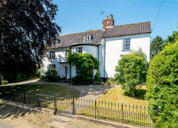 Thumbnail 6 bed detached house for sale in Ubbeston, Halesworth, Suffolk