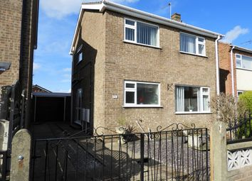Thumbnail 3 bed detached house for sale in Burnham Court, Mansfield