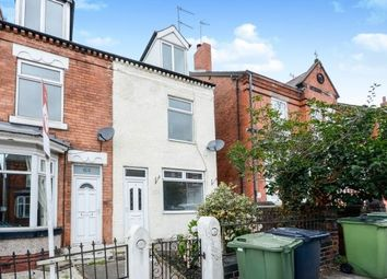 Thumbnail 3 bed end terrace house to rent in Rutland Road, Chesterfield