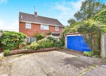 Thumbnail 4 bed detached house for sale in Stone Road, Beetley, Dereham