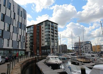 Thumbnail 1 bed flat for sale in Neptune Marina, 1 Coprolite Street, Ipswich