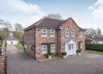 Thumbnail 4 bed detached house for sale in Great North Road, Bawtry, Doncaster