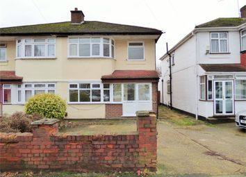 Thumbnail 4 bed end terrace house to rent in Bilton Road, Perivale, Greenford, Greater London