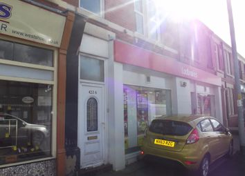Thumbnail 1 bed flat to rent in Blackpool Road, Ashton-On-Ribble, Preston