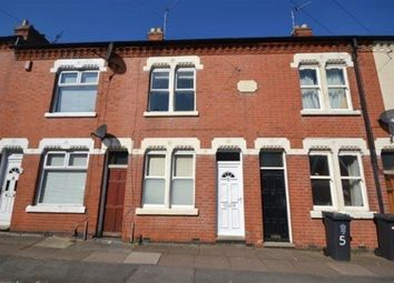 Thumbnail 2 bed terraced house to rent in Tyndale Street, West End, Leicester