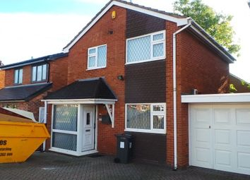 Thumbnail 3 bed link-detached house for sale in Squires Croft, Sutton Coldfield