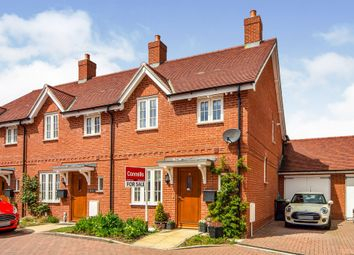 Thumbnail 3 bed end terrace house for sale in Old Dairy, Okeford Fitzpaine, Blandford Forum