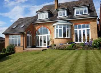 Thumbnail 4 bedroom detached house for sale in Meadow Close, Barlborough