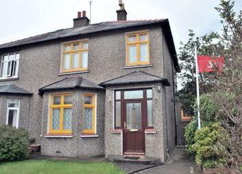 Thumbnail 3 bed semi-detached house for sale in Oakdale, Queens Grove, Ramsey
