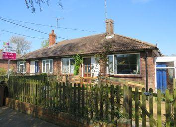 Thumbnail 2 bed semi-detached bungalow for sale in St Andrews Close, Melton, Woodbridge