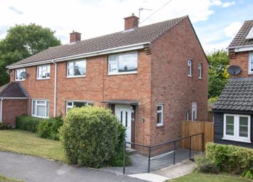 Thumbnail 3 bed semi-detached house to rent in Larkdown, Wantage
