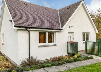 Thumbnail 2 bed cottage to rent in Broallan, Beauly